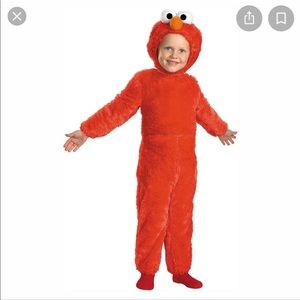 Other - Elmo Toddler costume